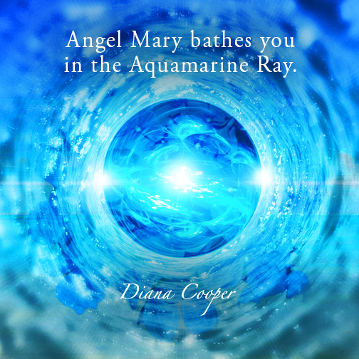 Archangel quote 6. Angel Mary bathes