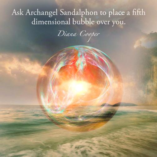DC Quote 19_Dec 15 doc. Ask Archangel Sandalphon