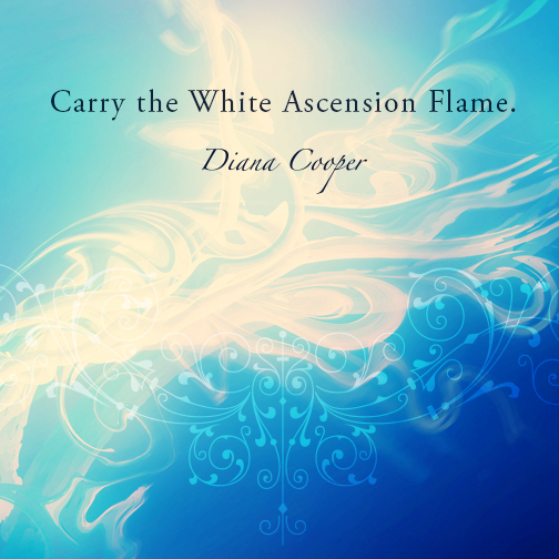 DC Quote 33_June doc. Carry the White Ascension Flame