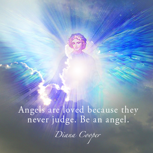 DC Quote_Angels are loved