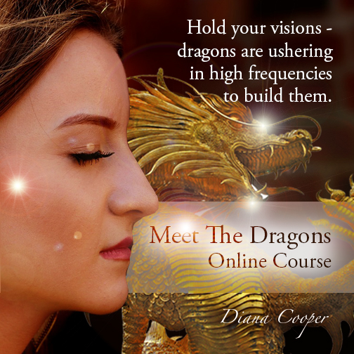 Dragon quote 4. Hold your visions