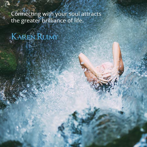 KR Quote_Connecting with your soul_Option 2