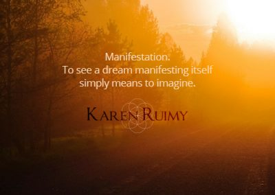 Karen Ruimy November Quote 1