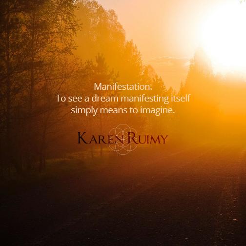Karen Ruimy November Quote 1