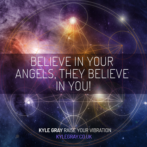 Kyle Gray_Quote 5_Believe in Your Angels